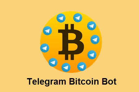 Bitcoin telegram bot