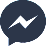 Black Facebook Messenger Themes