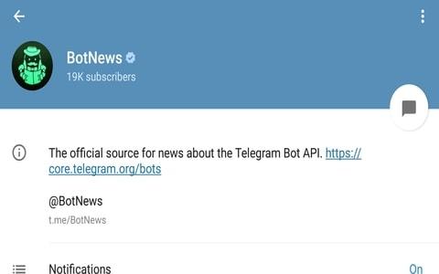 Bot news