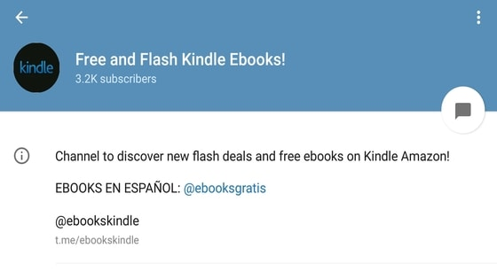 Free and flash Kindle Ebook