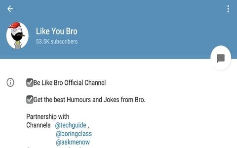 Like U Bro