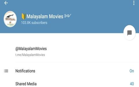 The best: best telegram malayalam movie channels