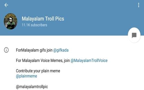 Malayalam Troll Pics