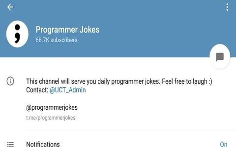 Programmers jokes