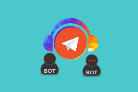 Telegram Music bot