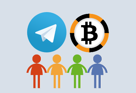 Telegram bitcoin group