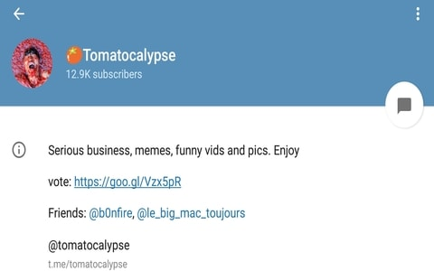 Tomato Calypse