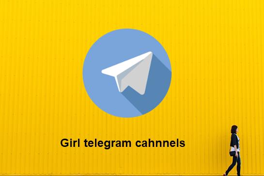 girl telegram channels