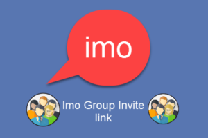 Imo group chat invite link