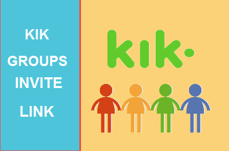 kik groups for hookups