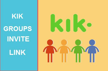 Dirty kik groups