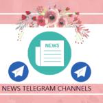 Top 12 News Telegram Channels 2018