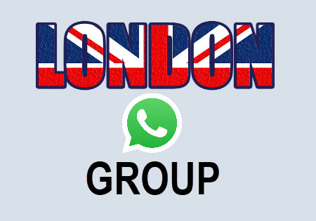 London whatsapp group link