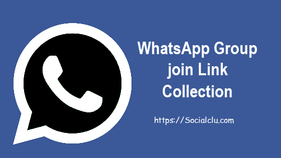 1500+ Whatsapp Group Link Collection in 2019