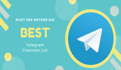 Best Telegram Channels List 2019 - SOCIALCLU