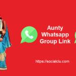 aunty whatsapp group link