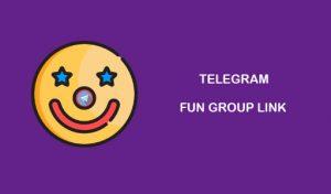 Telegram fun group link