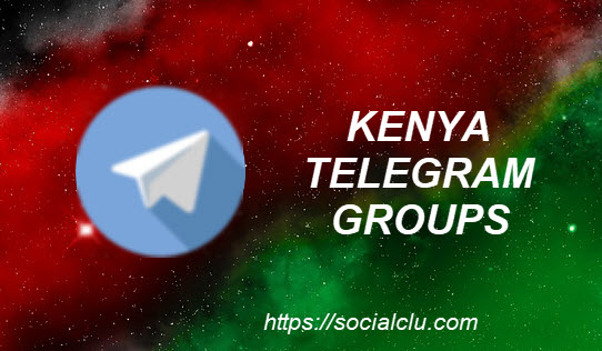kenya telegram groups