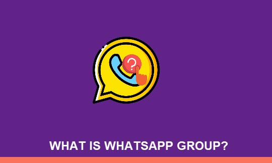 what is Whatsapp group