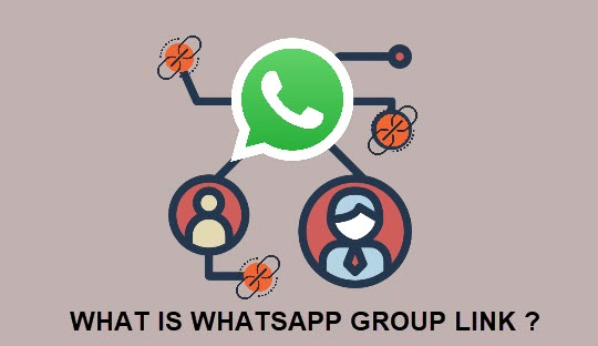 what is Whatsapp group link