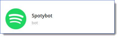 Spoty Bot