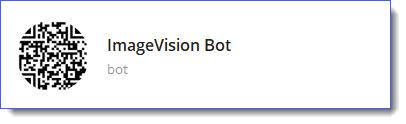 image vision Bot